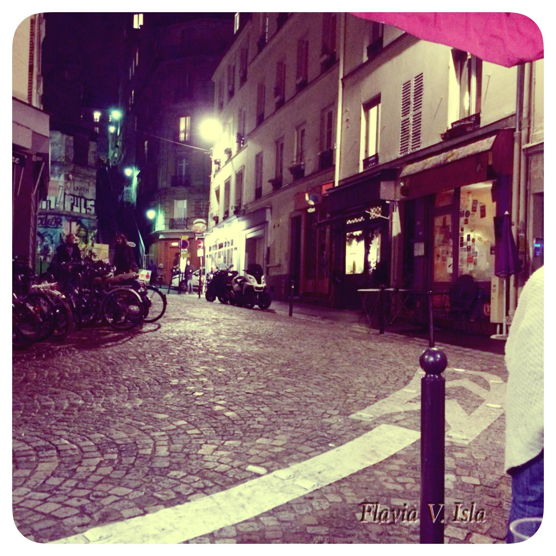 Calles Parisinas